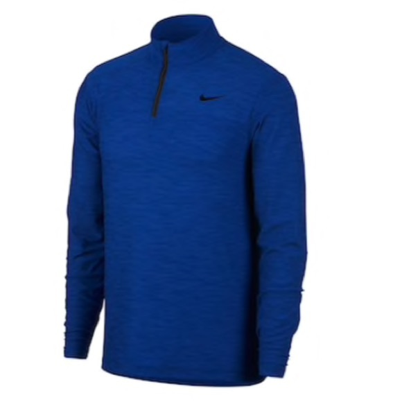 b91feaf5 Nike Shirts | Mens Breathe Quarter Zip Top | Poshmark